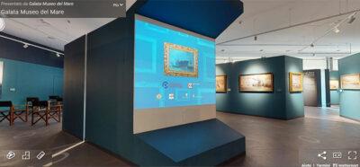 Navigare nell'arte Virtual-Tour-Sala-Clerici