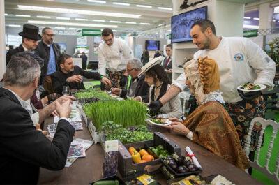 Special edition A tavola con le erbe Tipicità 2019