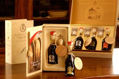 Italianità in tavola Aceto-Balsamico-tradizionale