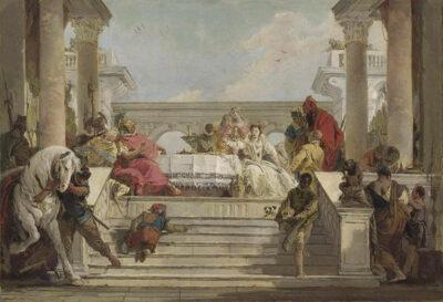 Banchetto di Antonio e Cleopatra