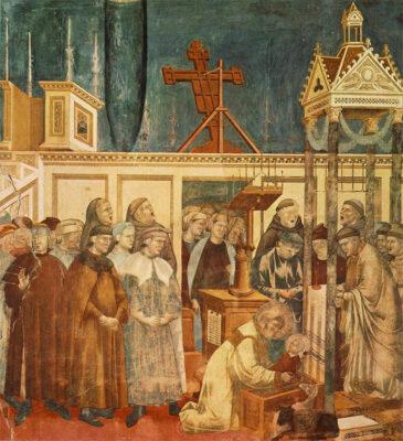 Il-presepe-di-San-Francesco-a-Greggio-raffigurato-da-Giotto