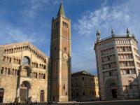 Parma, il Duomo e il Battistero (ph. Amoretti)