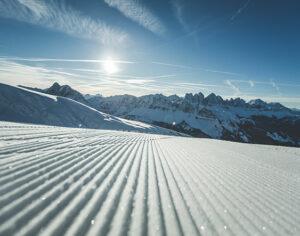 Plose, panorama in inverno ©Kottersteger