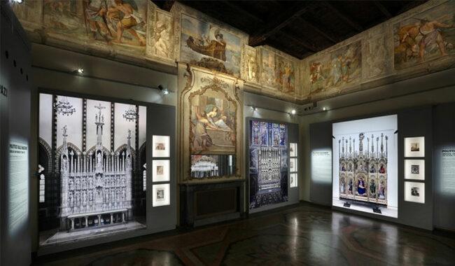 """Palazzo Fava mostra """"La Riscoperta di un Capolavoro"""" fino al 10 gennaio 2021"""