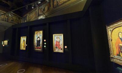 Virtual Tour a Palazzo Fava Bologna