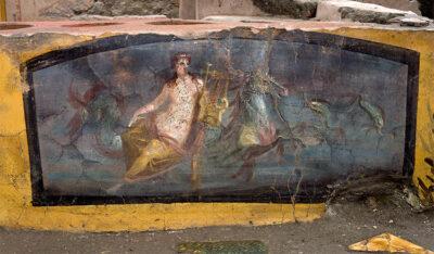 ultima scoperta a Pompei Termopolio-Regio-V-14-┬®luigispina