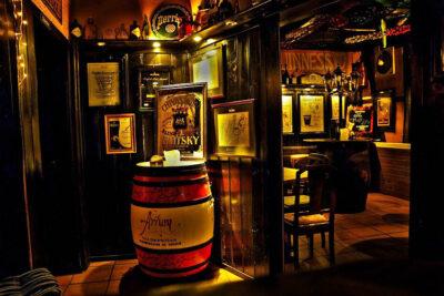 Pub irlandese foto Thomas Jan Kaczynski