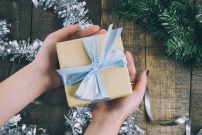 Natale in blu regali