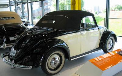 1949-Volkswagen-Typ-1-Hebmüller-Cabriolet