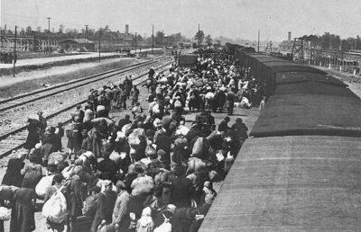 Arrivo-ad-Auschwitz-Birkenau
