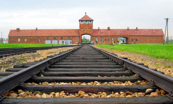 Campo di sterminio di Birkenau Aushwitz