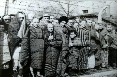 Auschwitz_Liberati-a-January_1945-dall'armata-rossa