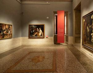 PalazzoBarberini, L'Ora dello spettatore (Foto: Alberto Novelli)