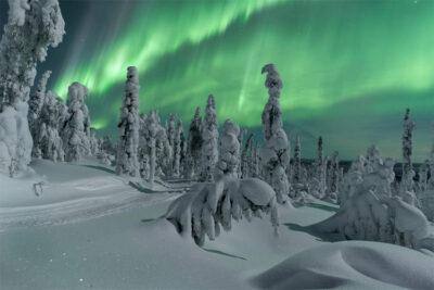 profondo nord Visit-Finland-aurora-boreale-Thomas-Kast