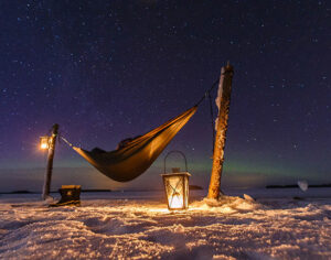 Winter Camping (ph. Mikko Nikkinen)