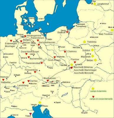 mappa-campi-nazisti-in-Europa