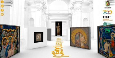 03- Le Arti al tempo dell esilio virtual tour