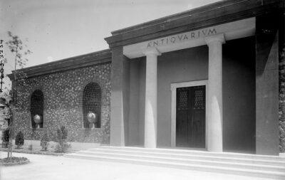Antiquarium di Pompei Foto-storica