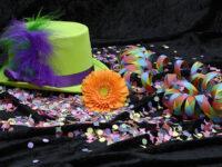 Carnevale, maschere, colori e dolci fatti in casa