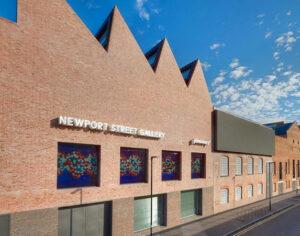 Damien Hirst e la Newport Street Gallery
