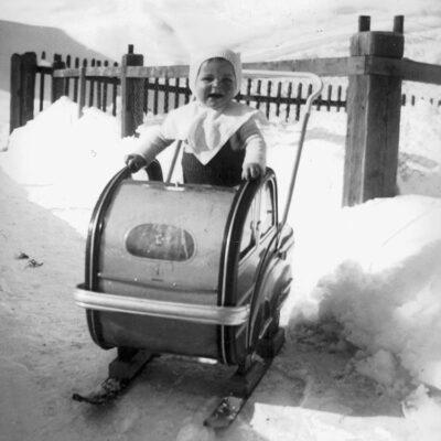Gustav Thöni 1 anno sulla carrozzina con SKI