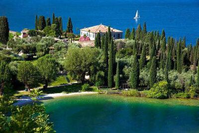 Punta San Vigilio Parco-della-sirene-giardino