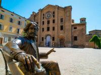 Statue Parlanti a Parma, Giuseppe Verdi, foto Edoardo Fornaciari, credit Visit Emilia