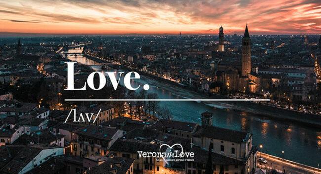"""""""Verona in Love"""", la pandemia non ferma l'amore"""