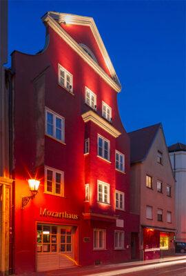 Augsburg Mozart Hause