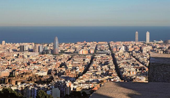 Barcelona des dels-Bunkers del Carmel (crediti: Turisme de Barcelona)