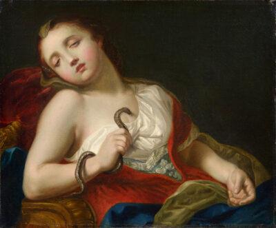 Giambettino Cignaroli Cleopatra circa 1770