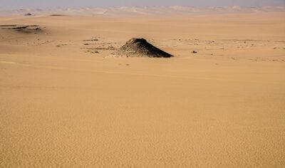 Mare di sabbia sconfinato