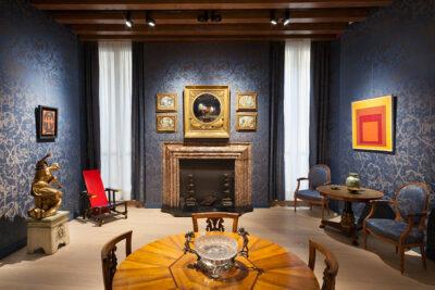 Sala IX Salotto blu (Foto Paolo Riolzi)