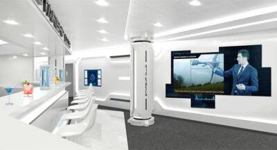 Rob Starship-Club-immersive-digital-art-wall