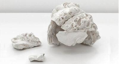 pezzi del gesso da restauro Musei-Bassano-del-Grappa