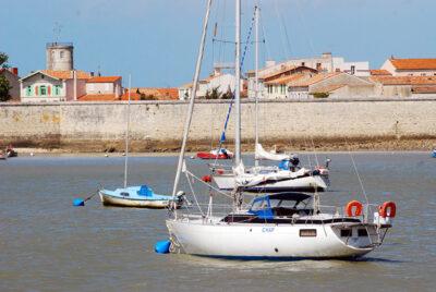 Barche-ormeggiate-©-Dario-Bragaglia-l'Ile d'Aix