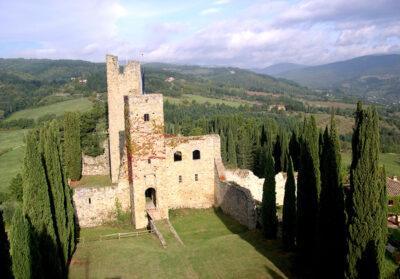 Castello-di-Romena a Pratovecchio
