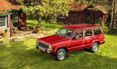 Cherokee-rossa