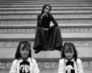 La fine della modernità. Ferdinando Scianna, dalla serie Marpessa, Caltagirone, Sicilia, 1987. © Ferdinando Scianna