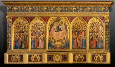 Giotto Polittico-Baroncelli