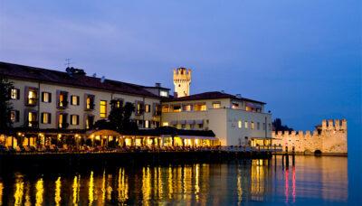 Grand Hotel Terme Esterno