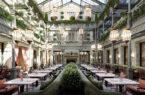 NoMad London Il-ristorante-principale-nell'atrio-dell'hotel