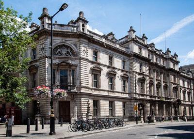 La-facciata-dell'hotel-NoMad-London