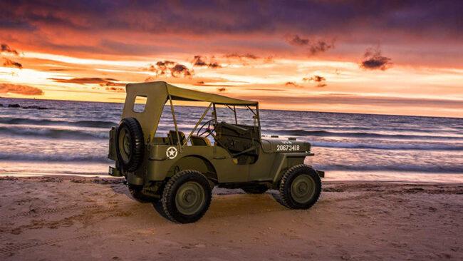 Jeep militare