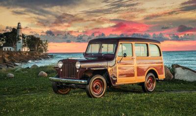 La prima jeep civile