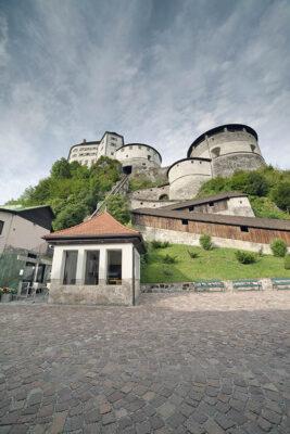 Kufstein La fortezza e studio dell'organista