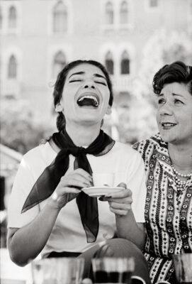 Maria-Callas,-Venezia,-1957
