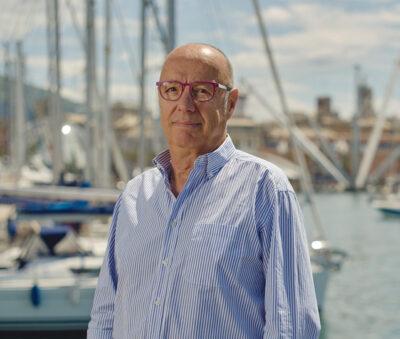 a bordo Nicola Russo