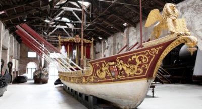 Museo storico navale Padiglione-Navi