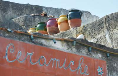Grottaglie Quartiere delle ceramiche